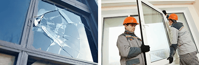 Commercial Glass Replacement London