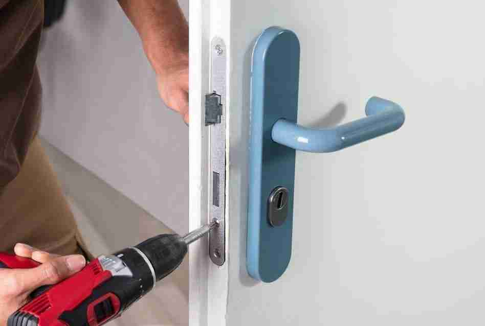 Unlock House Lock