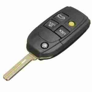 Volvo Car Key Replacement