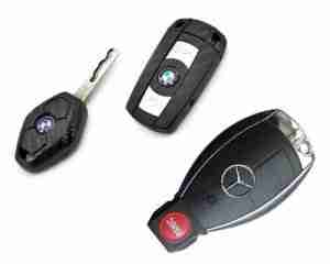 Smart Car Key Replacement