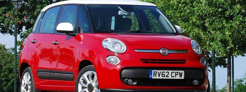 Fiat Key Lockout