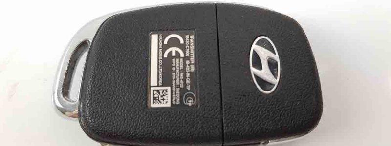 Hyundai key Maker
