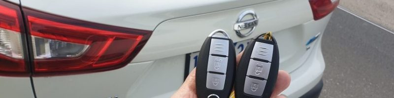 Nissan Key London