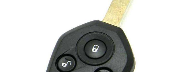 Subaru Key locksmith