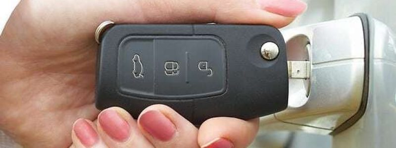 Ford Car key Replacement